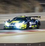 Geber Supercar Ferrari di Gulf 12 Hours, Tim Valentino Rossi Finis Keempat