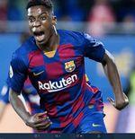 Wonderkid Barcelona Disebut Campuran Busquet, Pogba dan Yaya Tore