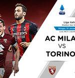 Link Live Streaming Liga Italia: AC Milan vs Torino
