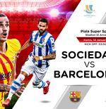 Prediksi Real Sociedad vs Barcelona: Ronald Koeman Sanggah Timnya Favorit di Piala Super Spanyol