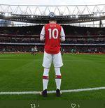 Mustafi: Mesut Ozil Akan Selalu Dikenang Sebagai Raja Assist