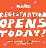 Women 10K Kembali Peringati Hari Perempuan International dengan Virtual Run