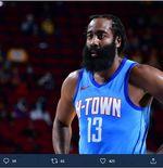 Frustrasi dengan Houston Rockets, James Harden Dikabarkan Merapat ke Brooklyn Nets