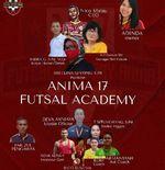 Berburu Pemain Muda, Futsal Academy Anima 17 Gelar Turnamen Mini