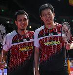 Jadwal Semifinal BWF World Tour Finals 2020: Mohammad Ahsan/Hendra Setiawan Kejar Tiket Final