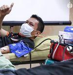 Ismed Sofyan Ajak the Jakmania Ramai-Ramai Donor Darah