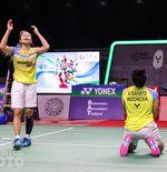 Rekap Hasil Final Yonex Thailand Open 2021: Merata, Indonesia Dapat 1 Gelar via Greysia/Apriyani