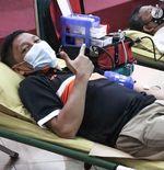 Kompetisi Vakum, Persija Masih Aktif dan Produktif dengan Lakukan Kegiatan Sosial Donor Darah