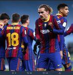 Gegara Antoine Griezmann, Barcelona Batal Bawa Pulang Neymar