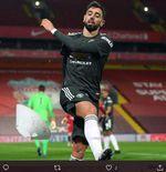 Performa Bruno Fernandes Menurun, Manchester United Diminta Tidak Khawatir