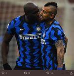 Usai Tundukkan Juventus, Arturo Vidal Pede Inter Milan Bisa Juara Liga Italia
