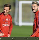 Gagal Angkat Trofi Lagi, Mesut Ozil Ejek Tottenham Hotspur