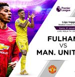 Link Live Streaming Fulham vs Manchester United di Liga Inggris