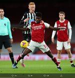 Arsenal Imbang, Thomas Partey Minta Belajar dari Laga Lawan West Ham United