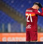 Hasil Coppa Italia: Diwarnai 2 Kartu Merah, AS Roma Gugur di Tangan Spezia