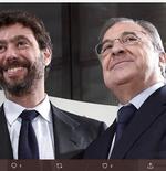 Petinggi Real Madrid dan Juventus Duduki Jabatan Penting di European Super League