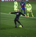 Hasil Eibar vs Atletico Madrid: Kiper Lawan Cetak Gol, Atletico Tetap Menang