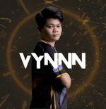RRQ Hoshi Umumkan Vynnn Jadi Pemain Kedelapan untuk MPL ID Season 8