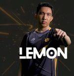 Pamit Rehat, Lemon Tak Akan Tampil di MPL ID Season 8