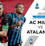 Link Live Streaming AC Milan vs Atalanta di Liga Italia