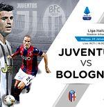 Link Live Streaming Liga Italia: Juventus vs Bologna