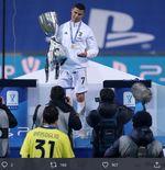 Statistik Persebaran 760 Gol Cristiano Ronaldo, Dua di Antaranya Menggunakan Siku dan Paha
