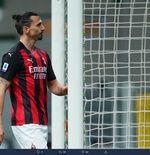 AC Milan Kalah, Zlatan Ibrahimovic Minta Maaf