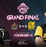 Link Live Streaming Grand Final M2 World Championship: Burmese Ghouls vs Bren Esports