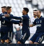 Hasil Lengkap dan Klasemen Liga Italia: Juventus Buka Kans Goyang Posisi Duo Milan