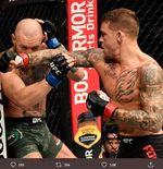 Dikalahkan Dustin Poirier, Conor McGregor Mengaku Kurang Latihan