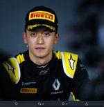 Zhou Guanyu, Calon Pembalap Berdarah Cina Pertama di Ajang Formula 1