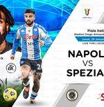 LInk Live Streaming Napoli vs Spezia di Piala Italia