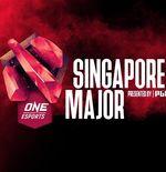 Hasil Singapore Major 2021 Lower Bracket: Invictus Gaming Eliminasi Team Secret