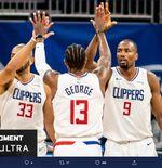 Hasil NBA: Beda Nasib Dua Klub Sekota, Clippers dan Lakers