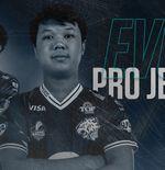 EVOS Esports Resmi Rilis Jersey Musim 2021