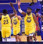 Hasil NBA: Akhirnya, Golden State Warriors dan LA Lakers Menang Lagi