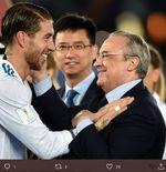 Perpanjangan Kontrak Sergio Ramos di Real Madrid Segera Terealisasi