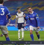 VIDEO: Kompilasi Momen Terbaik Leandro Trossard di Liga Inggris 2020-2021