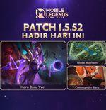 Update Patch, Tiga Hero Mobile Legends Ini Punya Potensi Masuk Tier-S