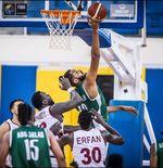 Top Dunks: Aksi Lester Prosper dan Ace Arab Saudi di Kualifikasi Piala Asia FIBA 2021