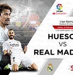 Prediksi Huesca vs Real Madrid: Posisi Zinedine Zidane di Ujung Tanduk