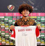 Bagus Kahfi Menang, Ini Hasil Polling Pemain Muda Potensial Indonesia yang Diadakan AFC