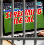 Website Illegal Streaming Bolasiar dan Nontonliga Berujung Bui