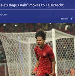 AFC Ikut Merayakan Euforia Transfer Bagus Kahfi Menuju FC Utrecht