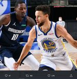 NBA All-Star Game 2021: Stephen Curry Kembali Ikut Kontes 3 Poin