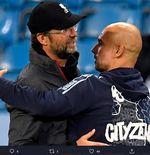 Liverpool vs Manchester City: Kisah Duel Jurgen Klopp vs Josep Guardiola