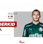 Wonderkid: Gabriel Veron Bintang Muda dari Ajang Piala Libertadores