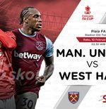 Prediksi Manchester United vs West Ham: Setan Merah Tetap Superior