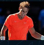 Cedera Belum Pulih, Rafael Nadal Absen dari Kejuaraan di Dubai 2021
