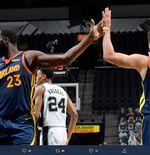 Hasil NBA: LA Lakers Terus Menang, Golden State Warrior Kembali Tumbang